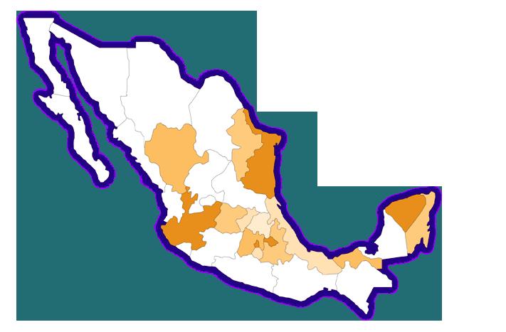 Venta y distribución de acero a todo México